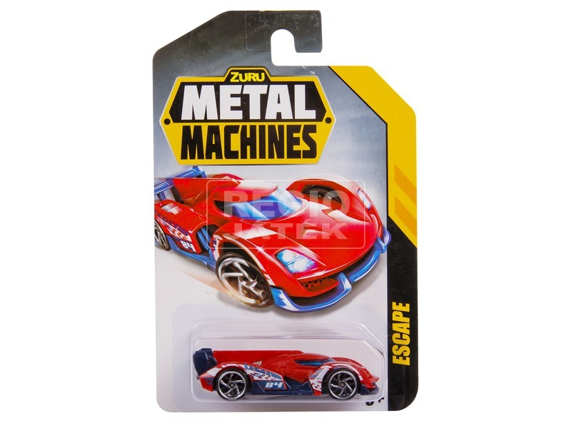 kép nagyítása Metal Machines kisautó 1 darabos - többféle