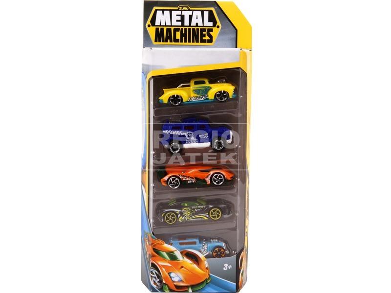 Metal Machines kisautó 5 darabos készlet