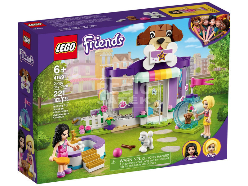 LEGO® Friends Kutyus napközi 41691