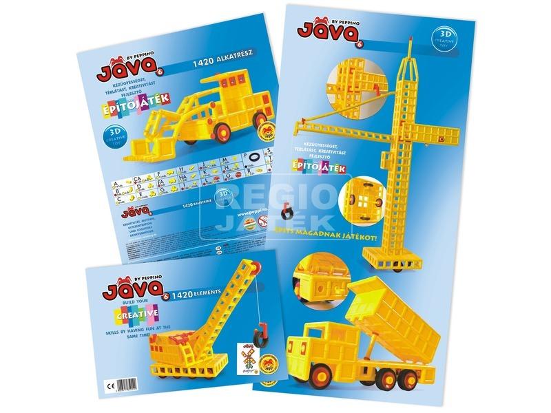 kép nagyítása Jáva 6 építőjáték