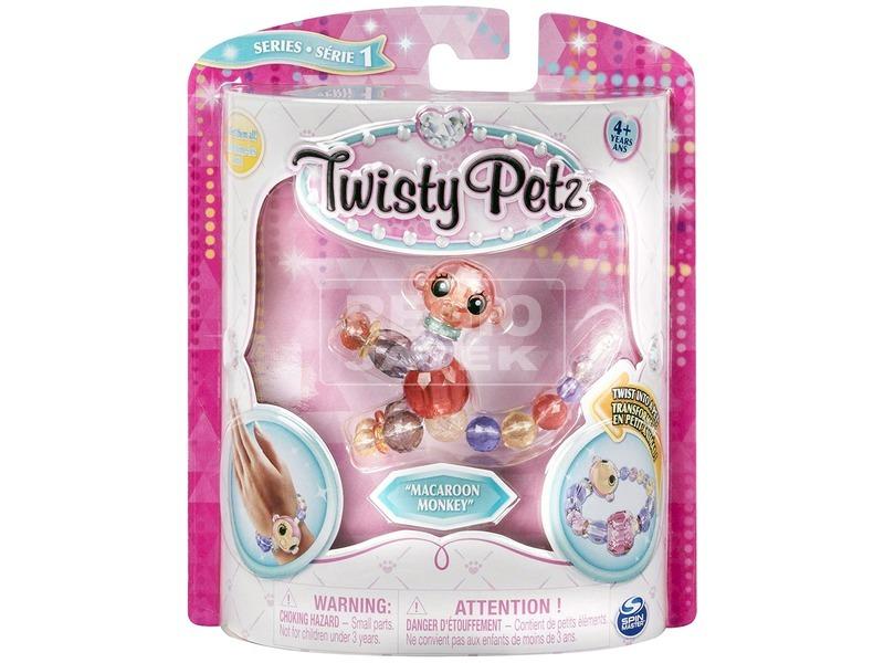 Twisty Petz kisállat karkötő - többféle