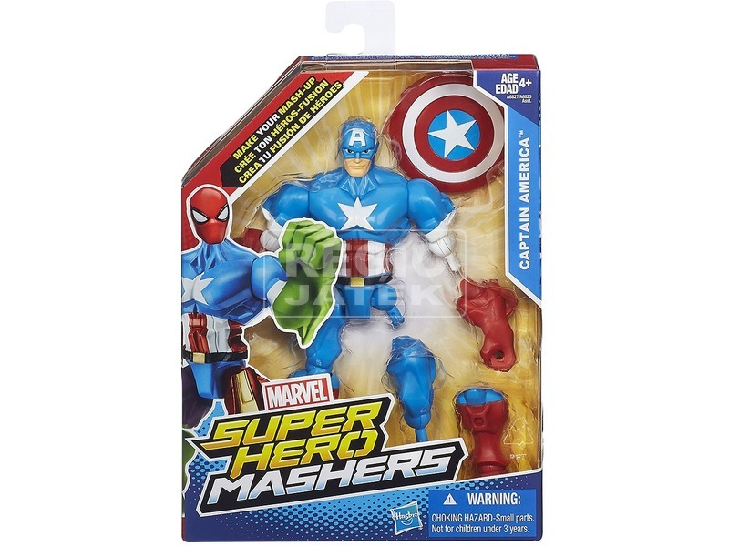 Bosszúállók Mashers összerakható akciófigura - többféle