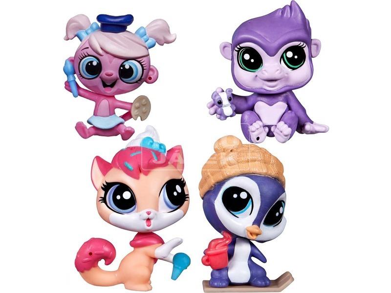 Littlest Pet Shop: mini divat készlet - többféle