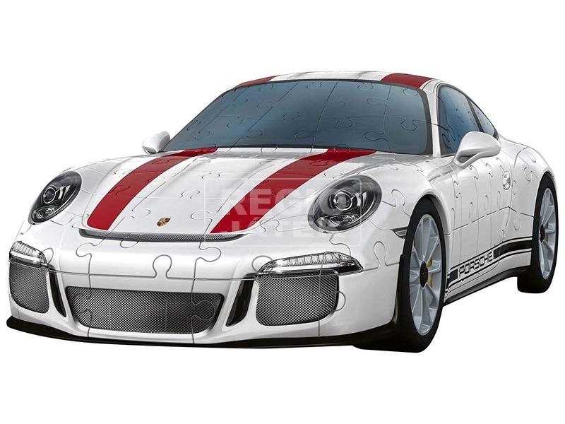 kép nagyítása Porsche 911 R 108 darabos 3D puzzle