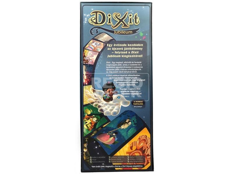 kép nagyítása Dixit 10. jubileum kiegészítő