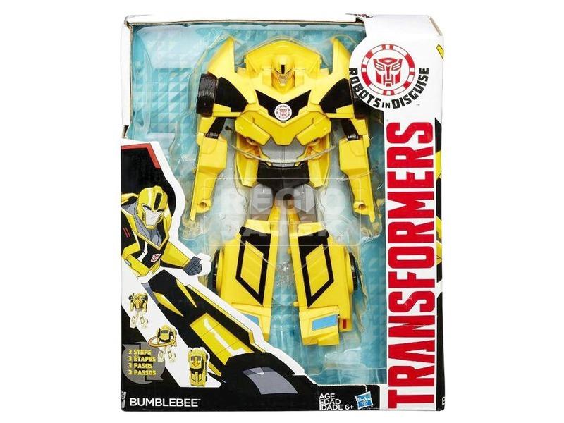 Transformers Álruhás robotok: átalakítható közepes harcirobot - többféle