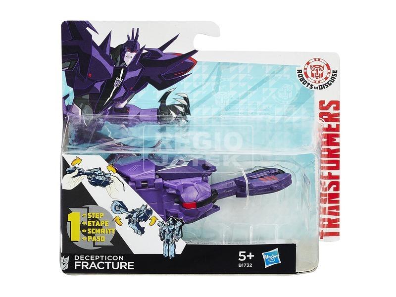 Transformers robotok: Egy mozdulat robotok - többféle