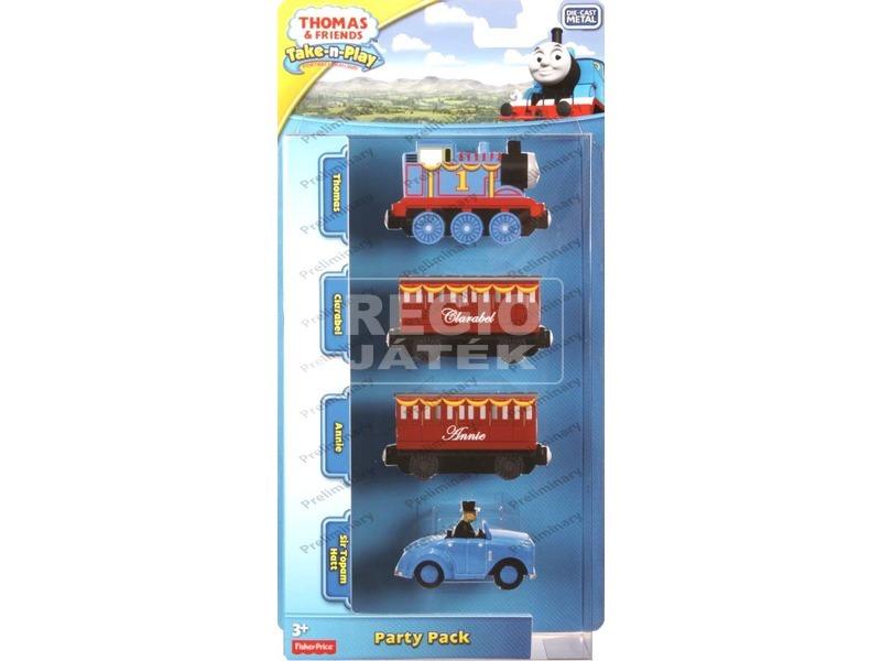 Thomas Take N Play kismozdony készlet - többféle