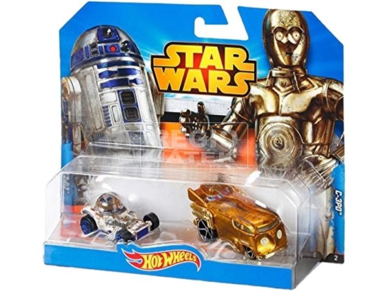 Hot Wheels Star Wars kisautó 2 darabos készlet - többféle