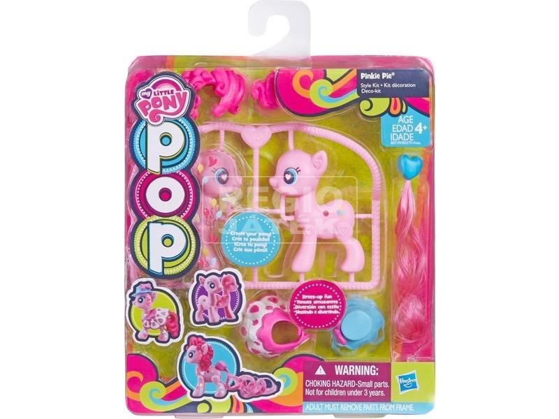 Én kicsi pónim: POP divatos stílus póni készlet - többféle