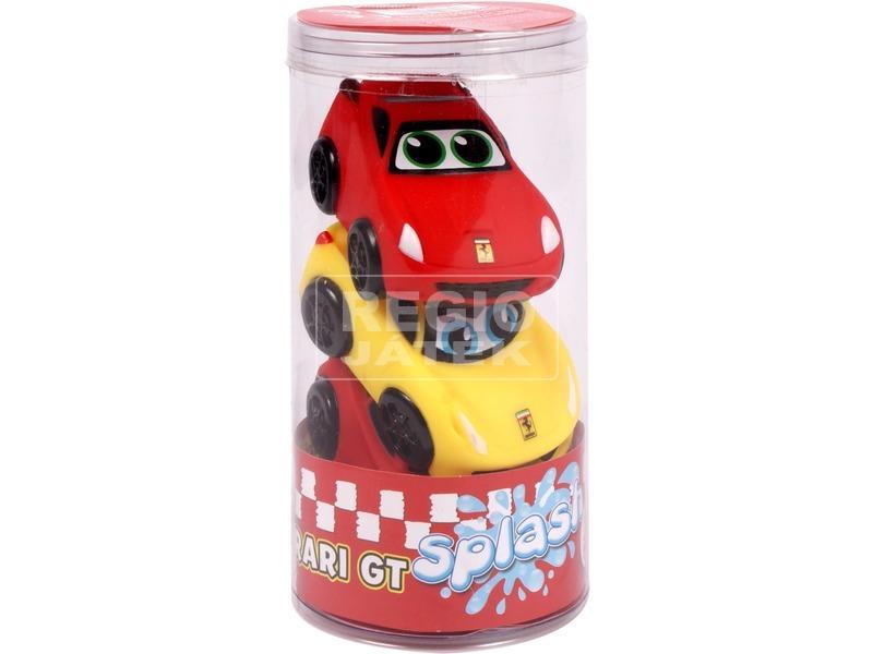 Ferrari Splash GT spriccelő kisautó készlet