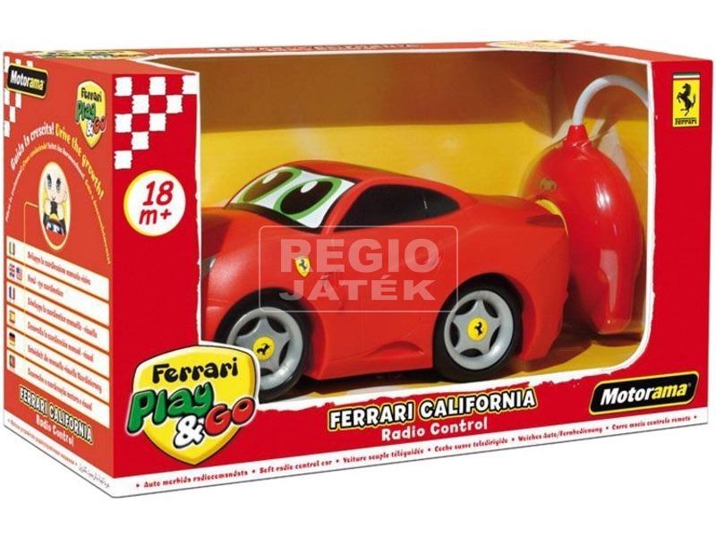 Ferrari Play and Go California távirányítós kisautó