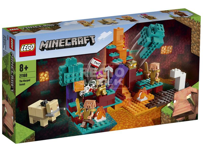 LEGO Minecraft 21168 A Mocsaras erdő