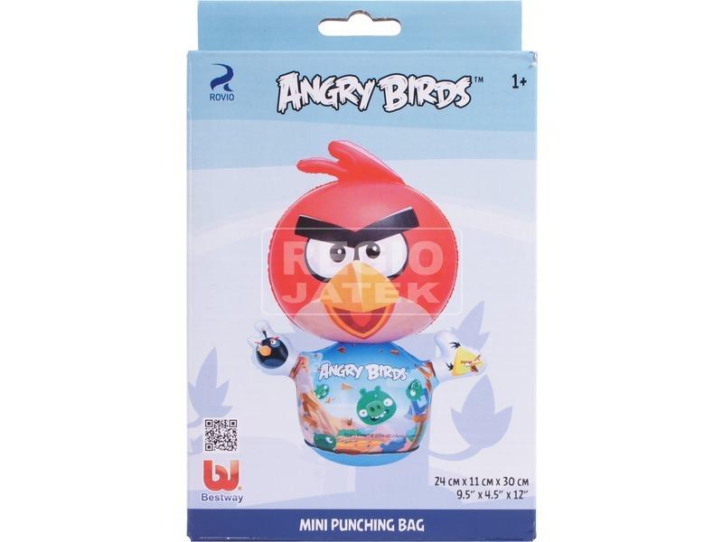 Angry Birds felfújható mini boxzsák