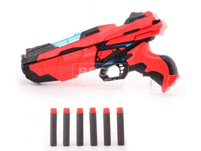 kép nagyítása Serve and Protect szivacslövő pisztoly - 28 cm