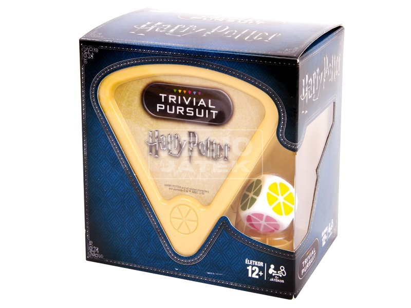 Harry Potter Trivial Pursuit kvízjáték