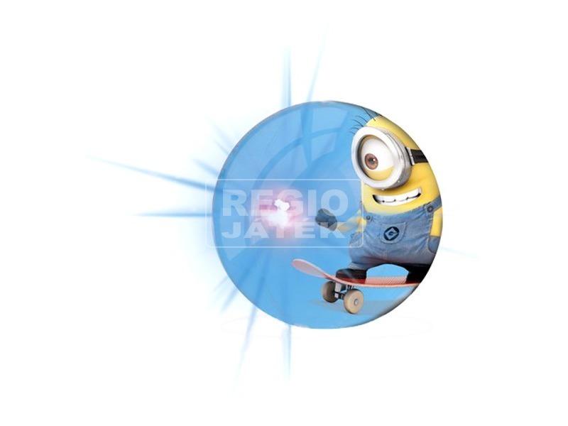 kép nagyítása Minion világító pattogó labda - 10 cm, többféle