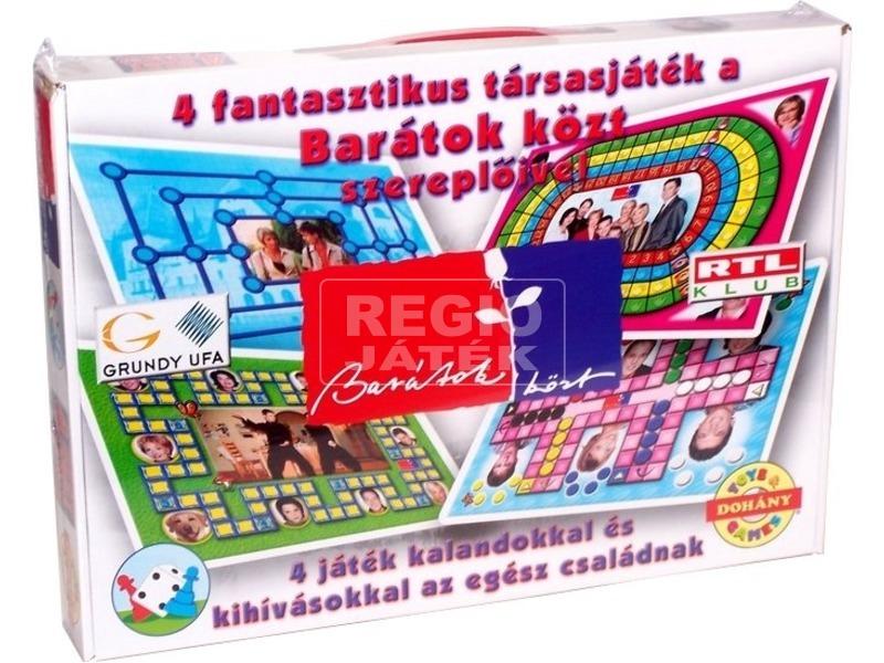 kép nagyítása 4 mese 4 játék társasjáték gyűjtemény