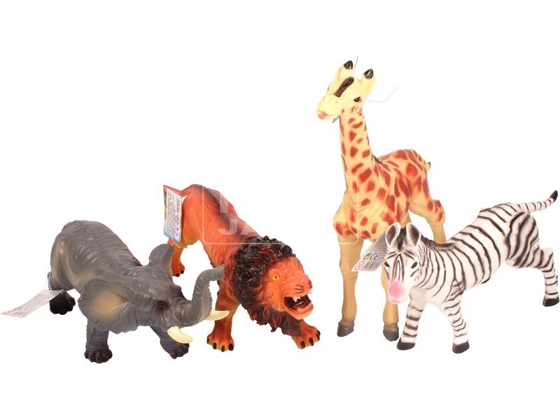 Vadállat figura - 20-30 cm, többféle