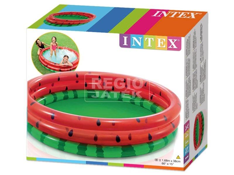 Intex 58448 Görögdinnye medence - 168 x 38 cm