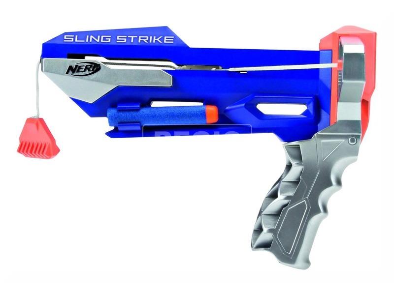 kép nagyítása NERF N-Strike Elite Slingstrike szivacslövő csúzli