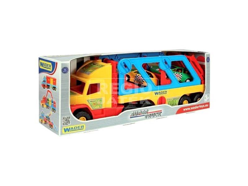 Super Truck sport autószállító 110 cm