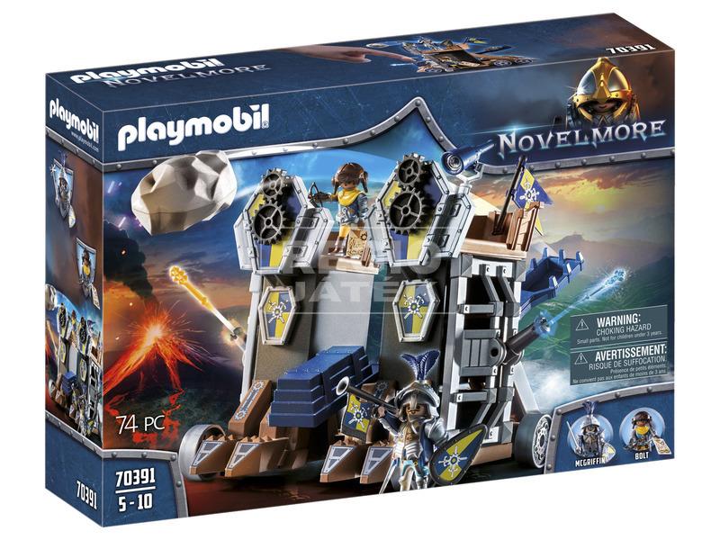 Play. Novelmore mobil erőd