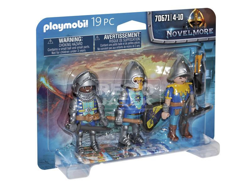 Play. Novelmore lovagjai 3-as szett