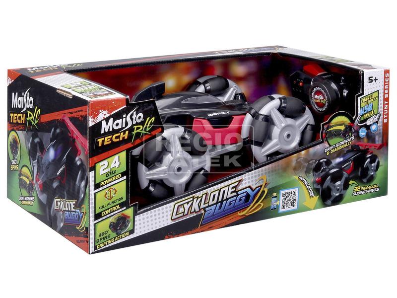 Maisto Tech távirányítós autó - Cyklone Buggy