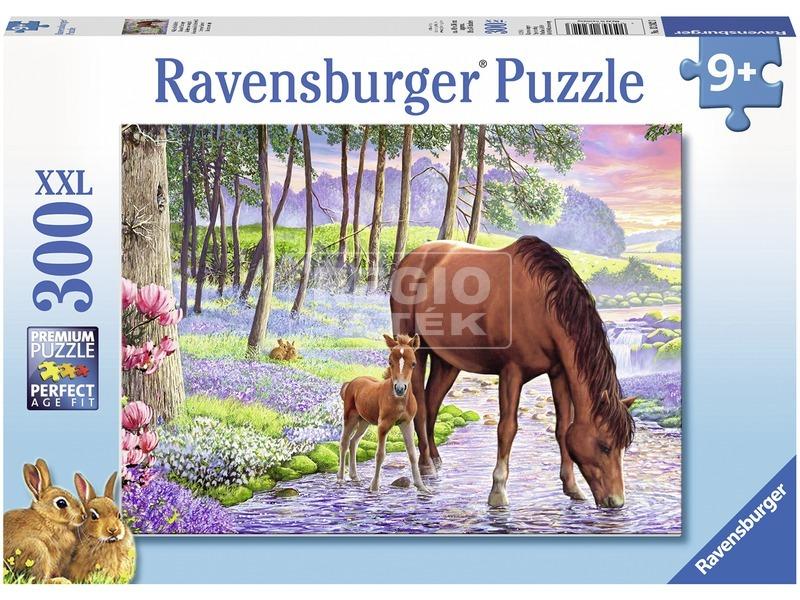 Lovak a naplementében 300 darabos XXL puzzle