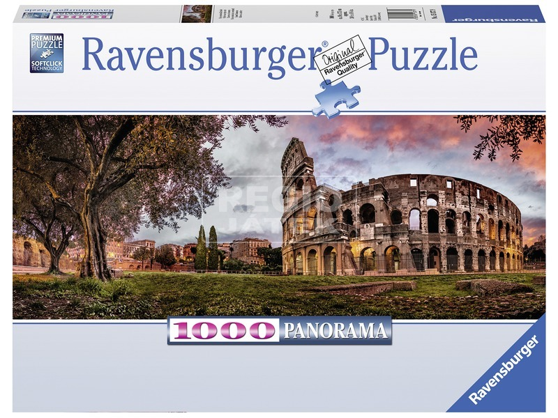 Colosseum 1000 darabos panoráma puzzle