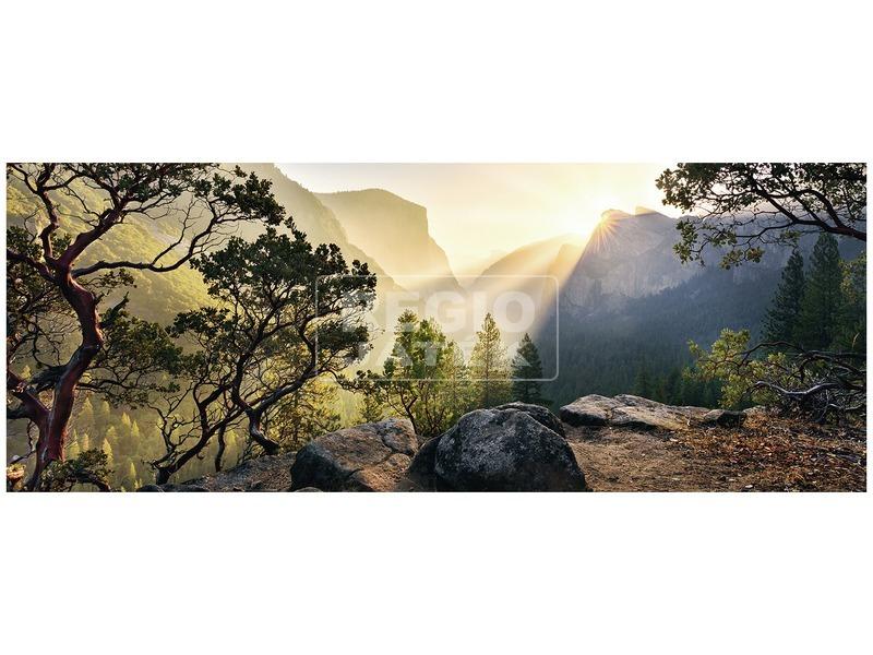 kép nagyítása Yosemite nemzeti park 1000 darabos panoráma puzzle