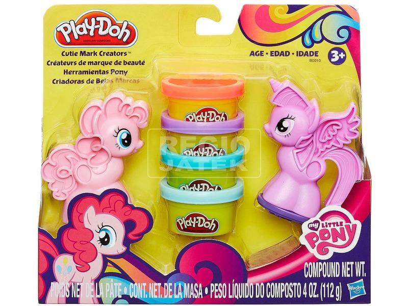 Play-Doh Én kicsi pónim kicsi gyurmakészlet
