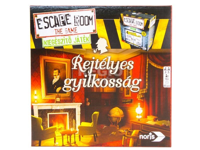 kép nagyítása Escape Room rejtélyes gyilkosság kiegészítő