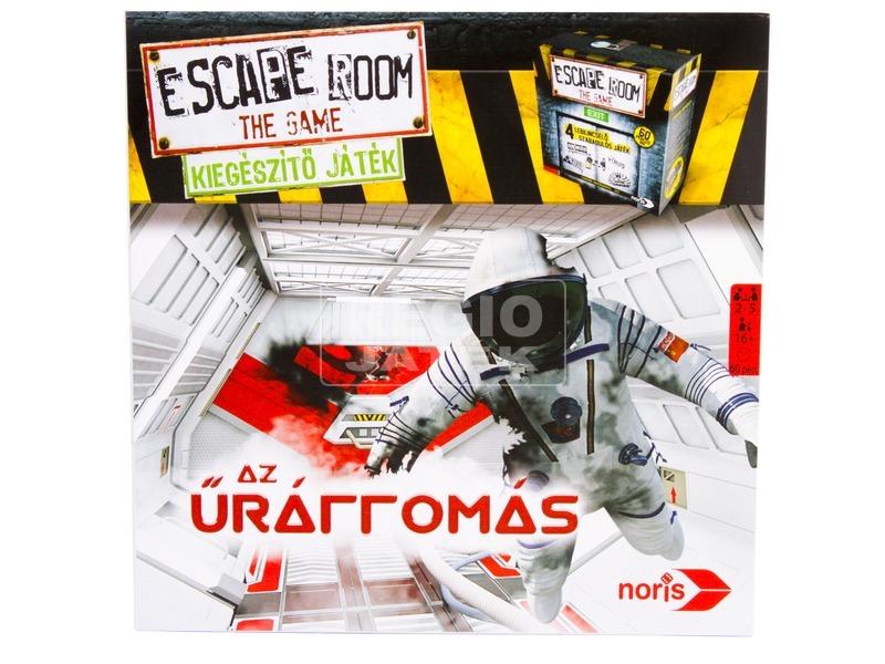 kép nagyítása Escape Room űrállomás kiegészítő