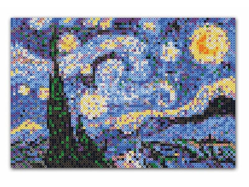 kép nagyítása Vasalható gyöngy - Gyöngyművészet Van Gogh