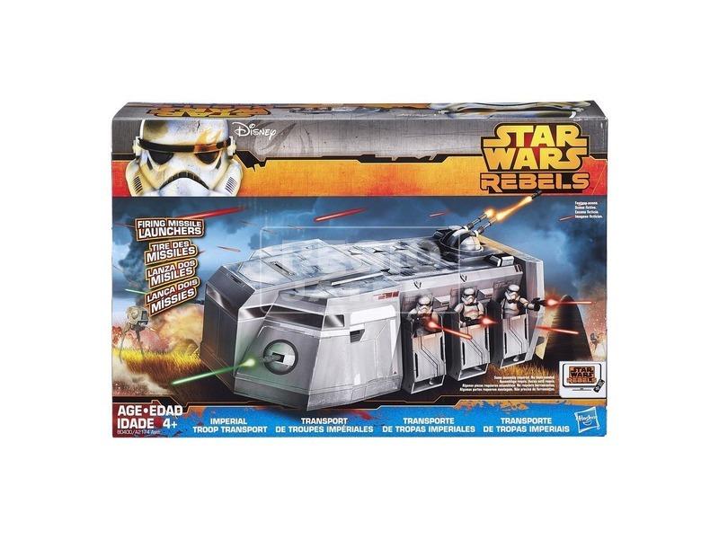 Star Wars: Rebels jármű fegyverrel - többféle