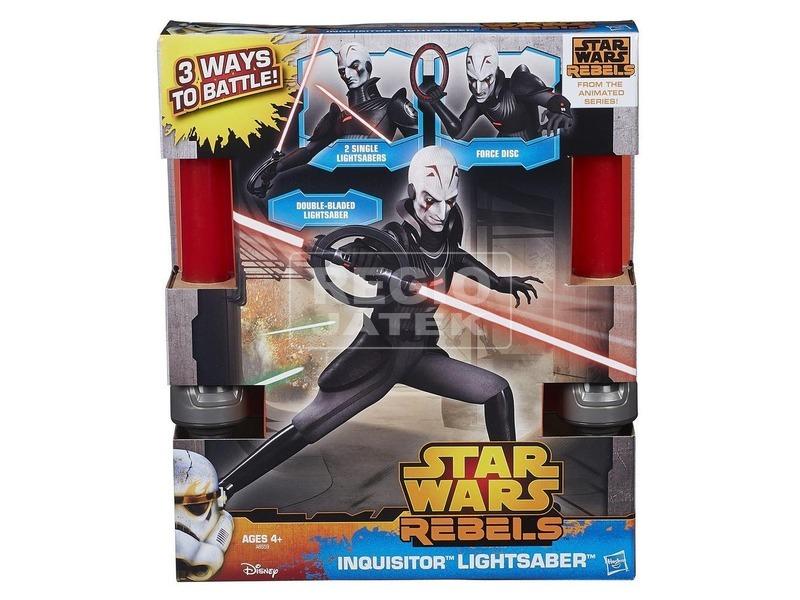 Star Wars: Rebels Inquisitor fénykard