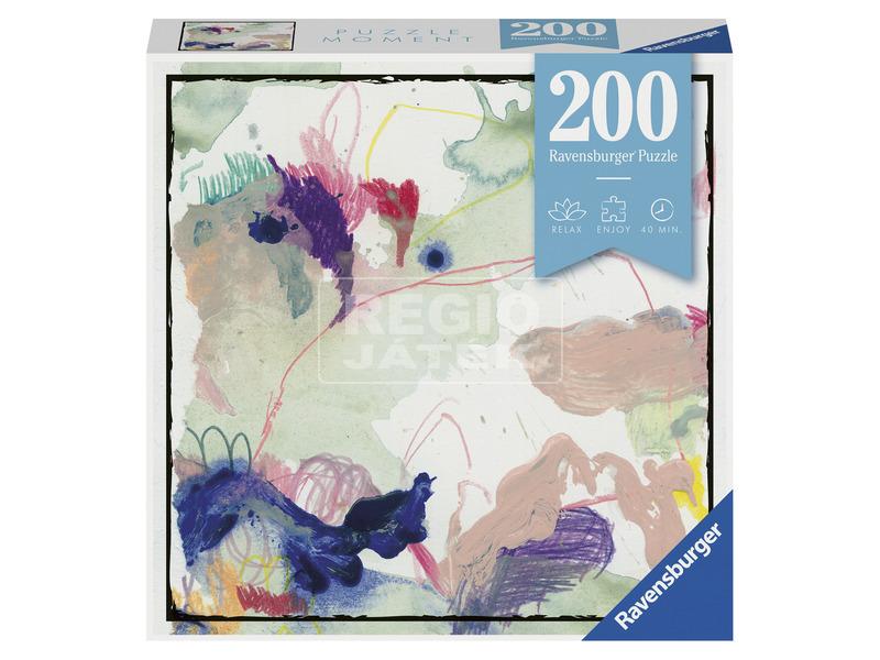 Puzzle 200 db - Színmánia