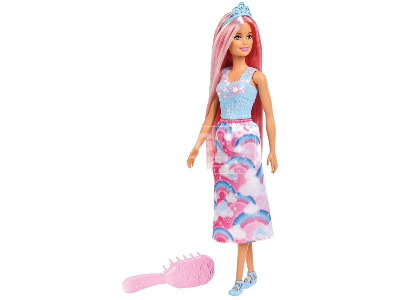 Barbie Dreamtopia baba fésűvel - 29 cm, többféle