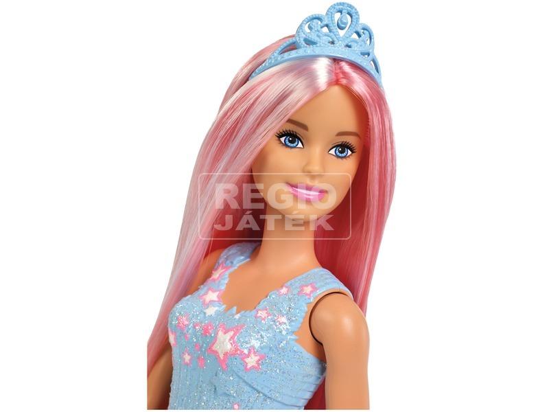 kép nagyítása Barbie Dreamtopia baba fésűvel - 29 cm, többféle