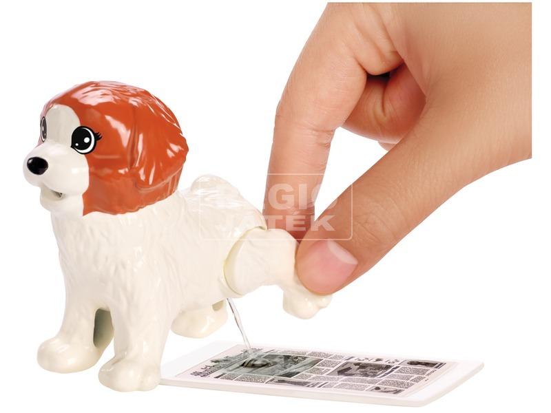 kép nagyítása Barbie kutyus napközi készlet babával - 29 cm