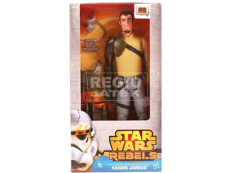 Star Wars: Hero Series akciófigura fegyverekkel - többféle