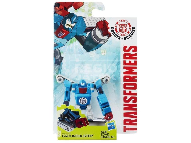 Transformers Álruhás robotok: Légió robotok - többféle