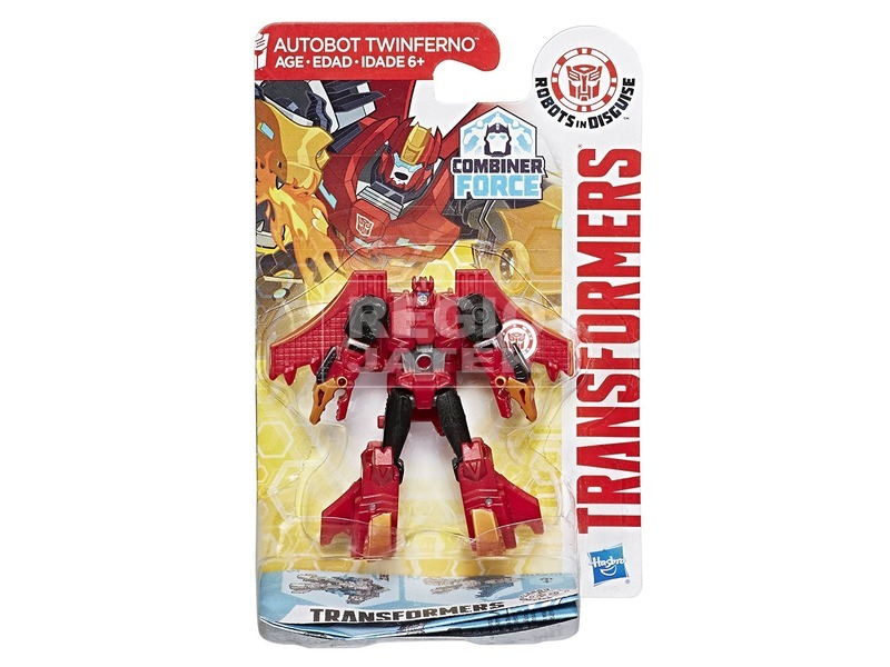 kép nagyítása Transformers Álruhás robotok: Légió robotok - többféle