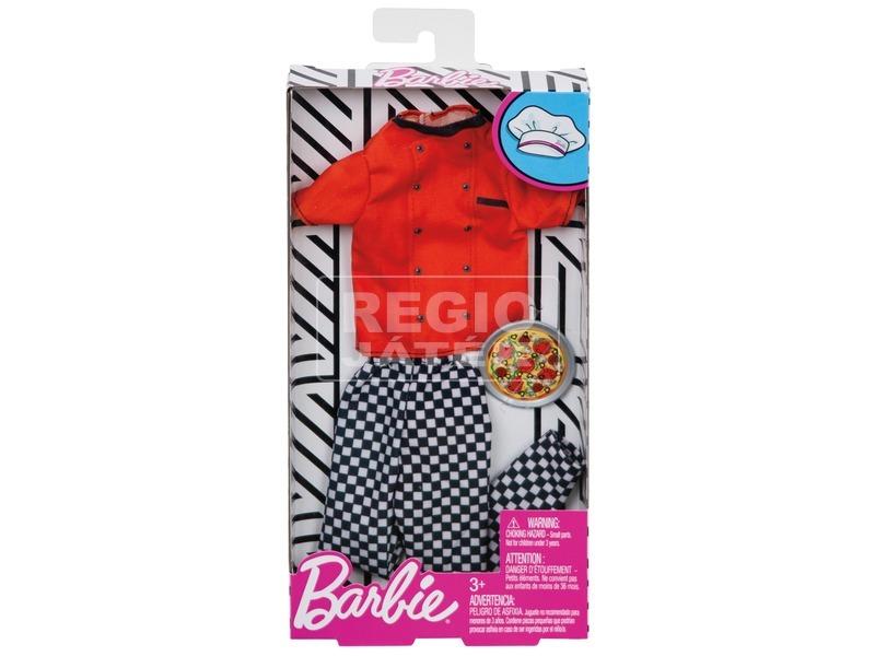 kép nagyítása Barbie Ken karrier ruhakészlet - többféle