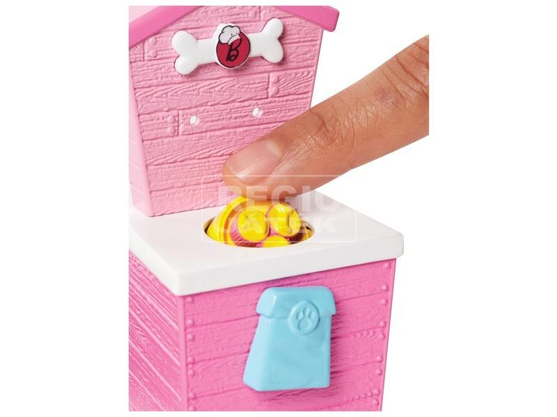 kép nagyítása Barbie Chelsea kutyás játékkészlet