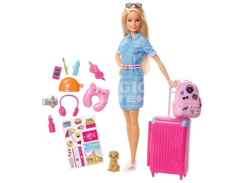 kép nagyítása Barbie Dreamhouse kalandok Barbie baba - 29 cm