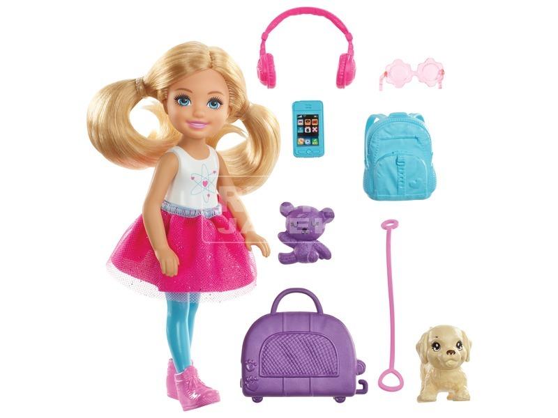 Barbie Dreamhouse kalandok Chelsea baba - 14 cm