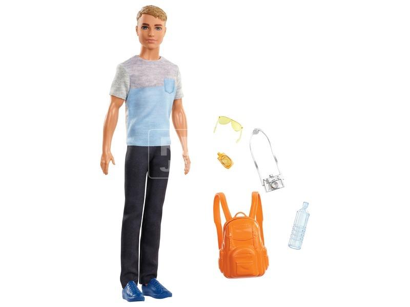 Barbie Dreamhouse kalandok Ken baba - 29 cm